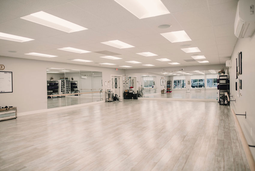energ fitness studio empty in new era michigan